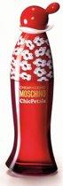 MULTI BUNDEL 3 stuks Moschino Cheap and Chic Chic Petals Eau De Toilette Spray 100ml