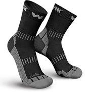 4-Pack Worik Esteem Technische Koele Sokken Lente Half-Cut ESTH - Assorti - Unisex - Maat 44-47