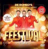 De Romeo's - Het Feestival Live 2013 (DVD)
