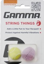 Gamma String Things (Tennis Ball/Brain)