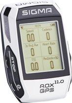 Sigma ROX GPS 11.0 Fietscomputer - 91 functies - ANT+/Bluetooth