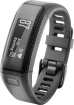 Garmin Vívosmart HR activity tracker - Regular - Zwart