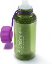 LifeStraw® Play waterfles met 2-stage filter - Lime Green