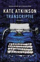 Boekomslag van 'Transcriptie'