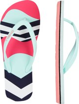 O'Neill Slippers Moya printed - Pink Aop W/ Green - 35