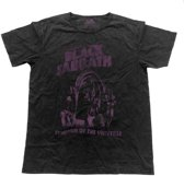 Black Sabbath - Symptom Of The Universe Vintage heren unisex T-shirt zwart - XL