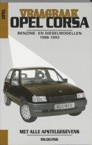 Vraagbaak Opel Corsa