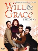 Will & Grace - Seizoen 6 (dvd)