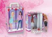Barbie Hutkoffer met Accessoires