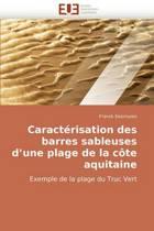 Caracterisation Des Barres Sableuses D'Une Plage de La Cote Aquitaine