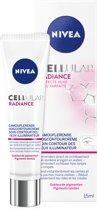 NIVEA CELLular Camouflerende Oogcrème 35+ - Oogcontourcrème - 15 ml