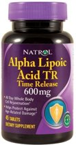 Alpha Lipoic Acid, Time Release 600mg 45tabl