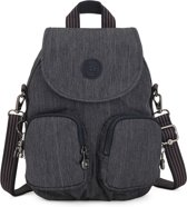 Kipling Firefly Up Rugzak - Active Denim