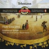 Telemann: Flute  Concertos In G & D; Triple Concertos In A & E; Conce