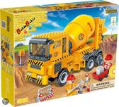 BanBao Constructie Cement Mixer - 8535