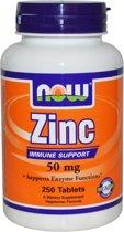 Zinc Now Foods 250tabl