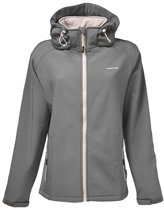 Gevavi Ten Degrees GT12 Dinara Grijs Softshell Jas Dames
