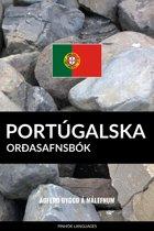 Portúgalska Orðasafnsbok: Aðferð Byggð á Málefnum