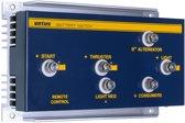 VETUS BW312A 12 Volt Accuwachter met Afstandbedieningspaneel
