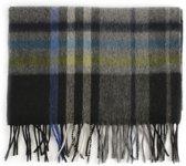 Wollen sjaal - Zachte geruite sjaal - Warme wintersjaal