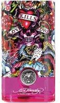 Ed Hardy Hearts & Daggers Women - 100 ml - Eau De Parfum