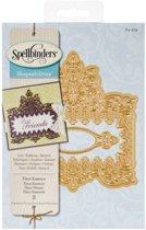 Spellbinders Shapeabilities Dies-Fleur Essentie. S4-479
