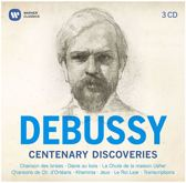 Various Artists - Debussy Centenary Discoveries