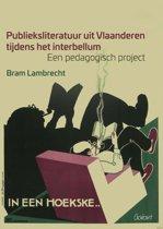 Academisch Literair 10 - Publieksliteratuur uit Vlaanderen tijdens het interbellum