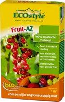 ECOstyle Fruit-AZ - organische fruitmest voor alle soorten fruit - 1 kg voor 10 m2