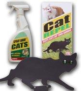 Voordeelpakket - Anti Katten - Kattenspray - Kattenverjager