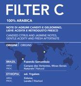 Filter C - 100% Arabica 250gram