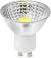 YWXLight GU10 COB lamp 5WLED lamp Cup 110V 220V Spotlight (kleur: 110V grootte: + koud wit)