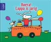 LAPPA® Kinderboeken - Hoera! Lappa is jarig