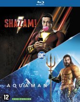 Aquaman & Shazam! (Blu-ray)