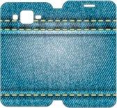 Samsung Galaxy J5 Uniek Design Hoesje Spijkerbroek