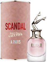 MULTIBUNDEL 3 stuks Jean Paul Gaultier Scandal A Paris Eau De Toilette Spray 50ml