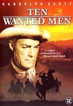 Ten Wanted Men (dvd)