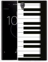 Sony Xperia XA1 Plus Hoesje Piano