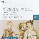 Violin Concerto 1-5/2 Rondos/Adagio