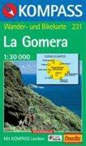 Kompass WK231 Gomera