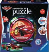 Ravensburger 3D Puzzelbal Disney Cars Neon