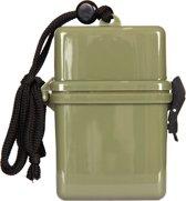Fosco Waterbestendige Box - Groen - 11x8x3 cm