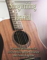 Songwriting Journal - Over 250 Pages