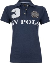 Hv Polo Polo  Favouritas Eq - Denim - s