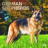 Herdershonden Kalender 2020 - 18 maanden kalender - German Shepherds