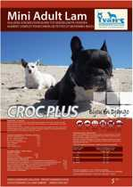 Croc Plus Hondenbrokken - 5 kg - Mini Adult Lam