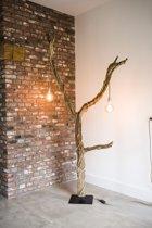 Houten Vloerlamp XL Thomas Wood