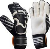 RWLK Hybrid Extra Soft Keepershandschoenen-Unisex-Maat-8-Zwart