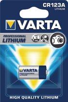 Varta CR123A - 1 stuk