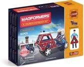 Magformers XL Cruisers Emergency Set - 33 Stuks